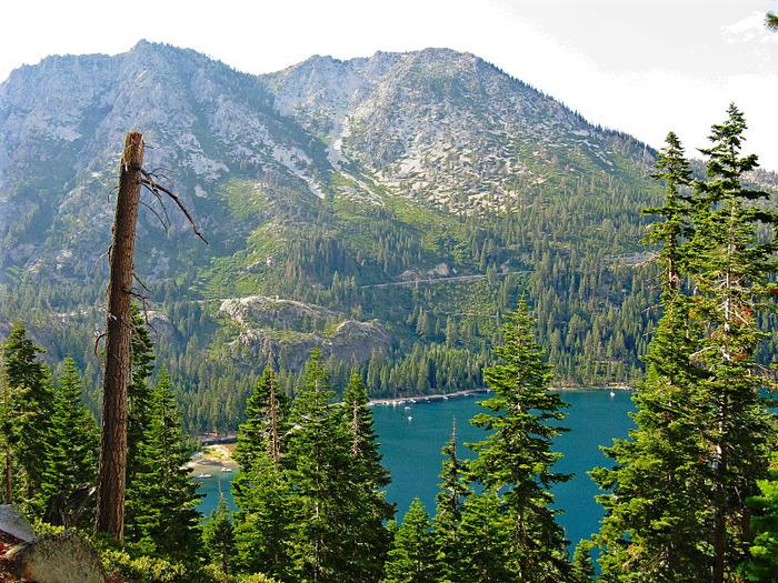 Озеро Тахо – курортный рай Америки 39094