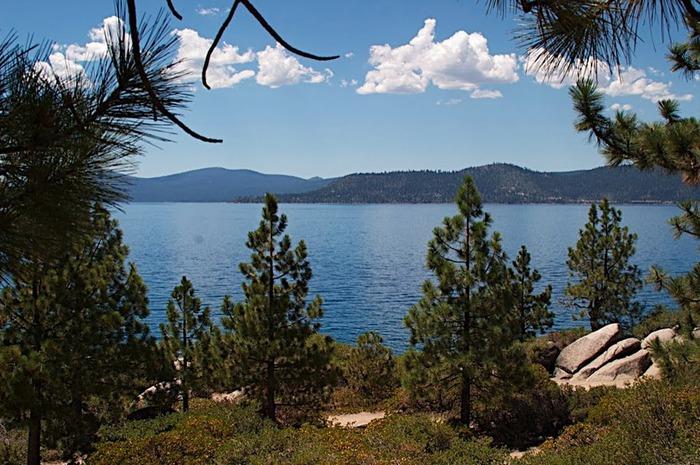 Озеро Тахо – курортный рай Америки 27599