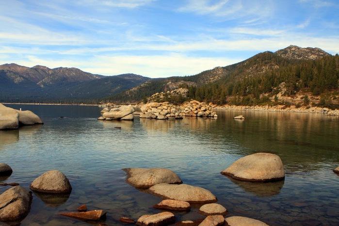 Озеро Тахо – курортный рай Америки 36067