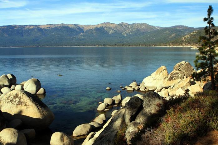 Озеро Тахо – курортный рай Америки 13278