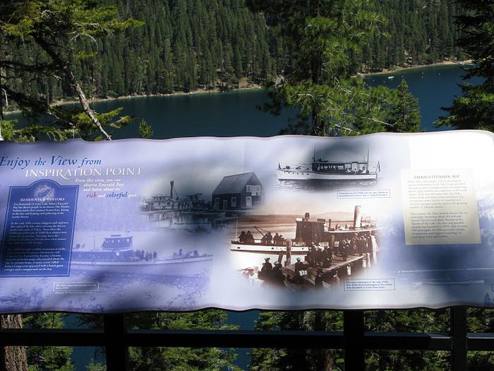 Озеро Тахо – курортный рай Америки 54368