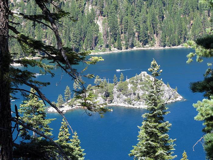 Озеро Тахо – курортный рай Америки 29157