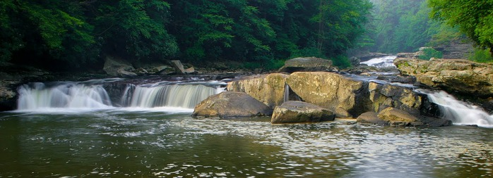 Swallow Falls State Park in Maryland USA 85667