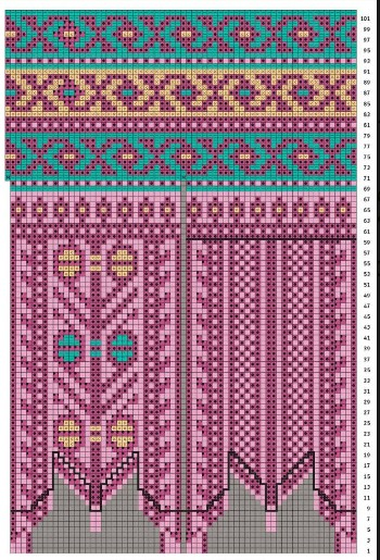 Обучение вязанию джурабов мастером с подробным наглядным описанием по фото-Урок2 продолжение Урока1/4683827_20120125_215956 (350x515, 104Kb)