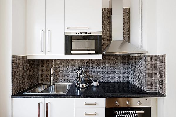 фото кухни в белом цвете
