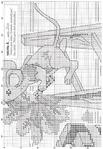 Схема вышивки баня бисером 5