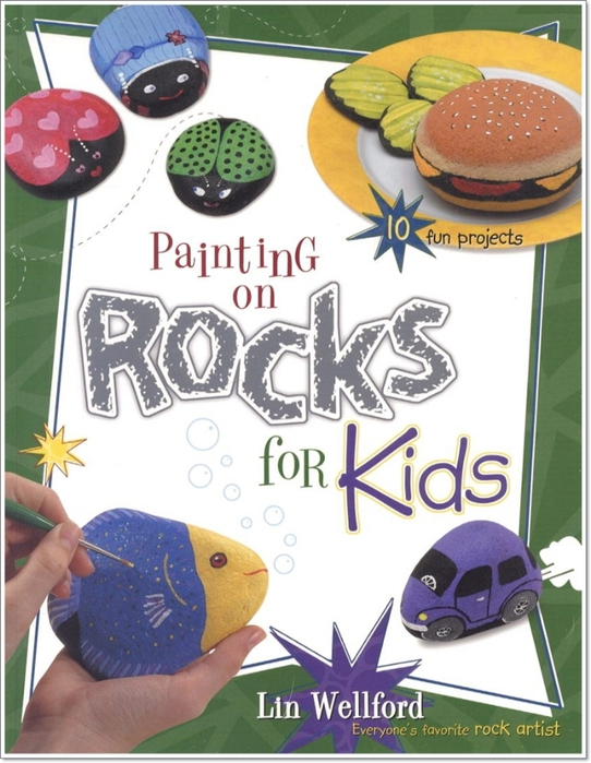 Painting on Rocks for Kids (65) - 01 (542x700, 266Kb)