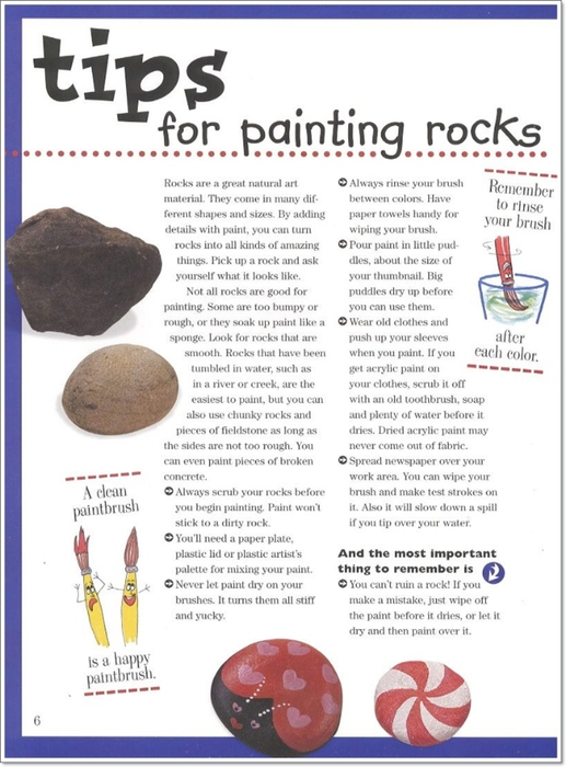 Painting on Rocks for Kids (65) - 07 (517x700, 218Kb)