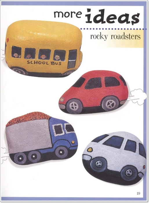 Painting on Rocks for Kids (65) - 20 (514x700, 198Kb)