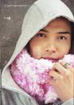 Превью шарф мужской розовая пушистое 1 (497x700, 312Kb)