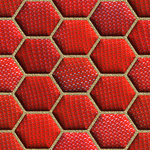 Превью Red Padded Hexagons (350x350, 329Kb)
