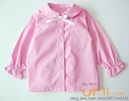 Шьем блузку для девочки