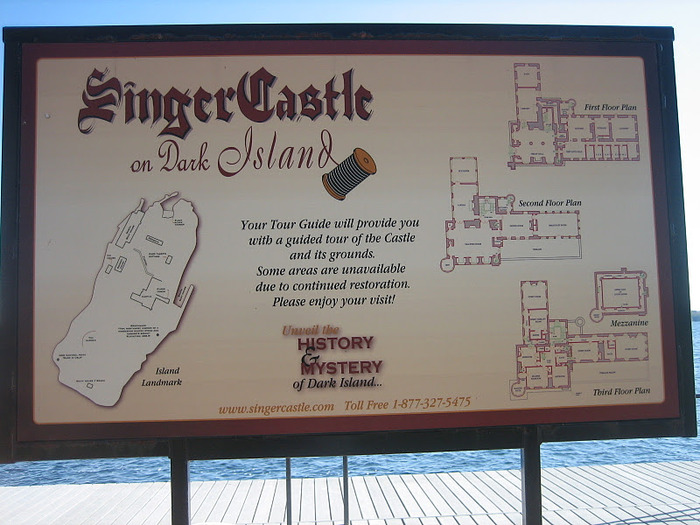 83+ Singer Castle Floor Plan - Boldt Castle On Heart Island Near ...