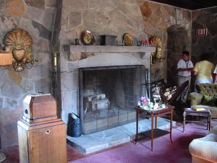 Замок Зингера (Singer Castle) на острове Дарк-Айленд (Dark Island) (Канада) 18045