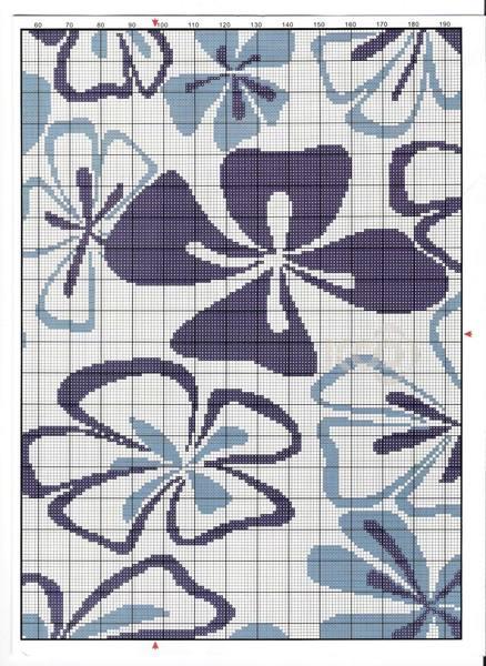 абстрактные цветы 2 (438x600, 75Kb)