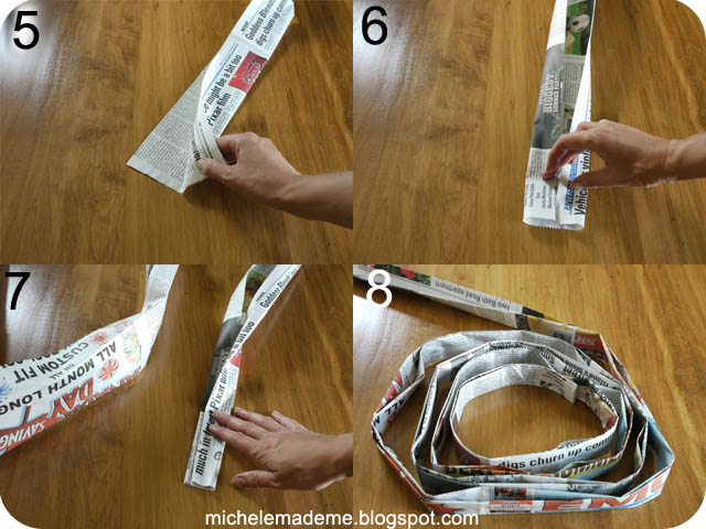 Как и что можно сделать из газеты своими руками 382