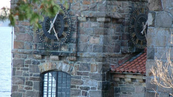 Замок Зингера (Singer Castle) на острове Дарк-Айленд (Dark Island) (Канада) 51106