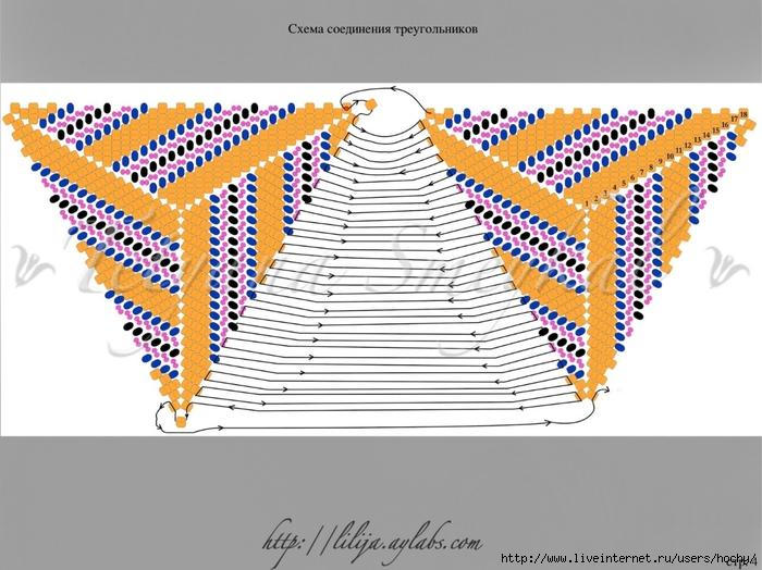 Часть 34 - схемы браслетов из