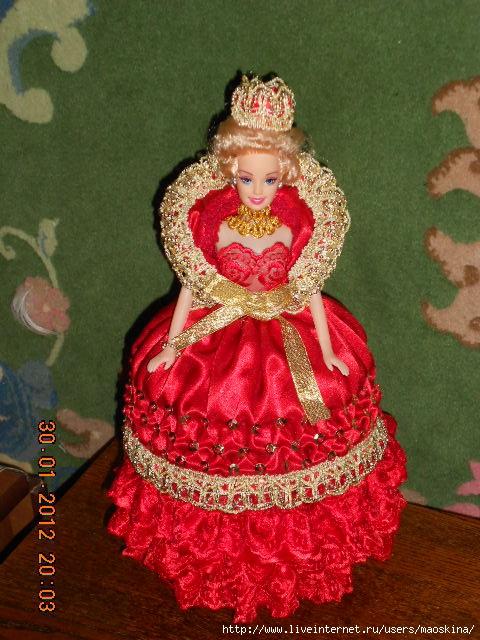 Как сделать куклу шкатулку своими руками мастер