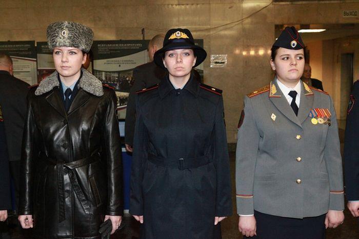 Новая форма российских полицейских (фото) 2 (700x466, 46Kb)