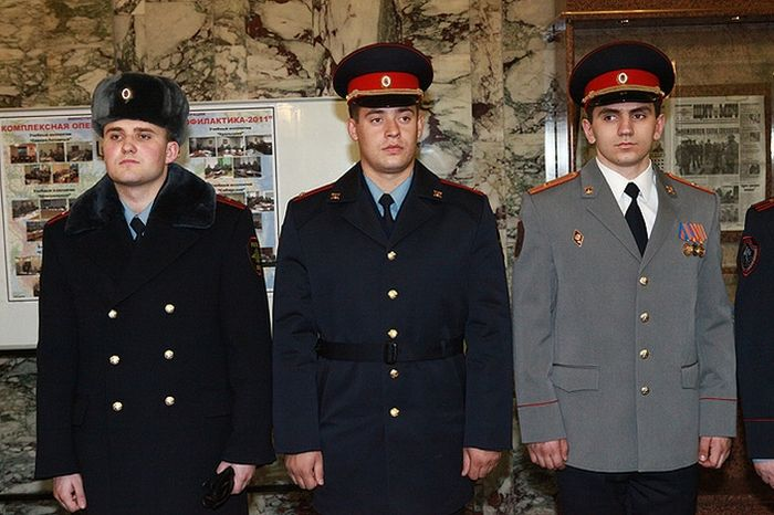 Новая форма российских полицейских (фото) 4 (700x466, 61Kb)