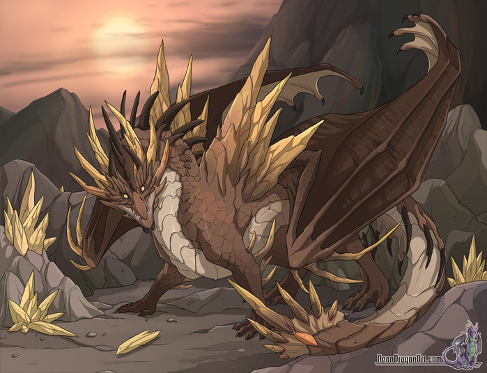 3243458_Spiked_Dragon_by_neondragon (700x536, 143Kb)