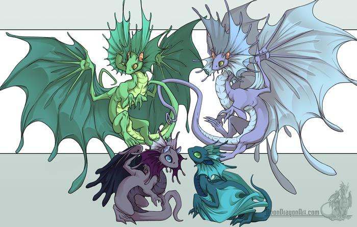 3243458_Fae_Dragons_by_neondragon (700x446, 103Kb)