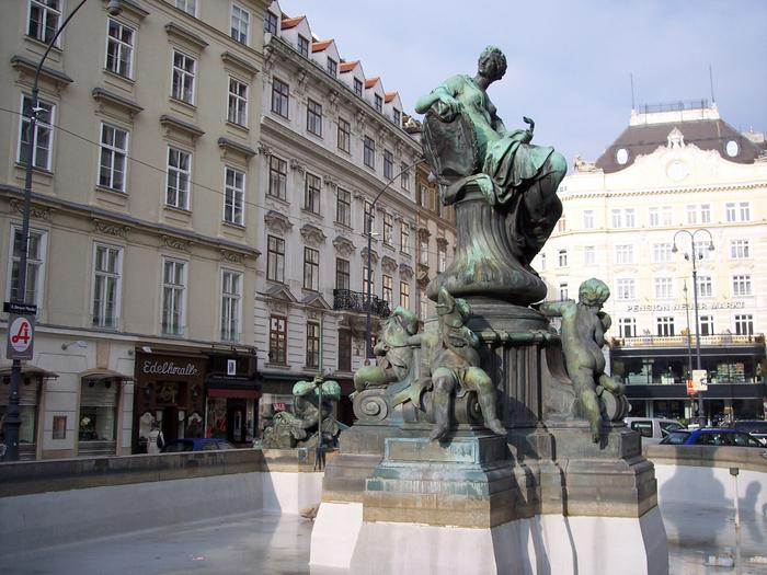 Прогулка по Европе. Личные впечатления. Вена.