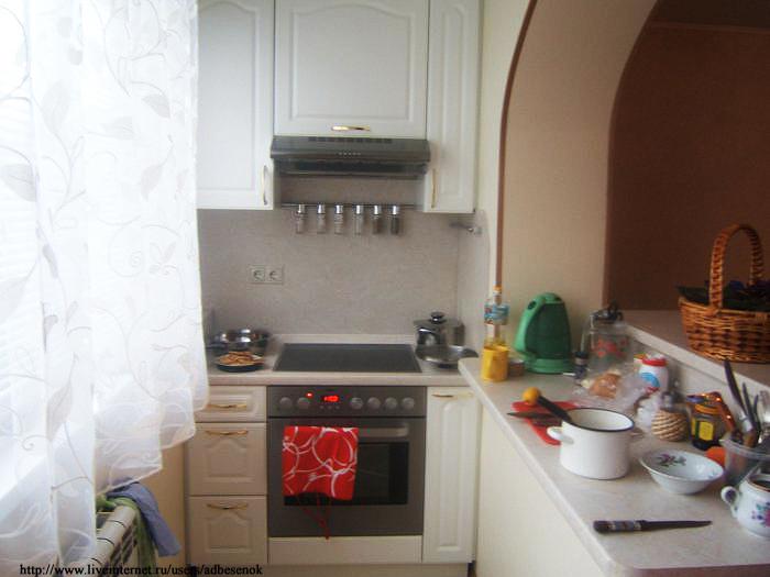 Как из балкона сделать кухню
