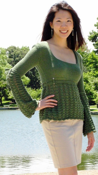 зелен.пуловер (392x700, 99Kb)