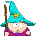 Превью Cartman-Gandalf-zoomed-icon (128x128, 14Kb)