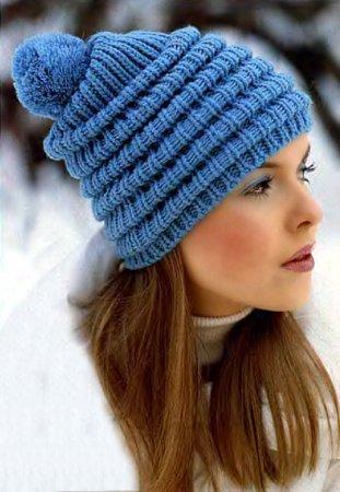 Для вязания шапочки Вам