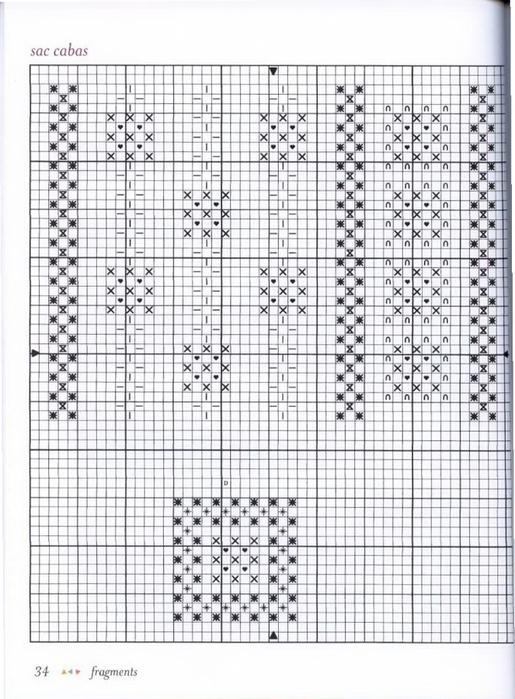 Схемы швейцарской вышивки