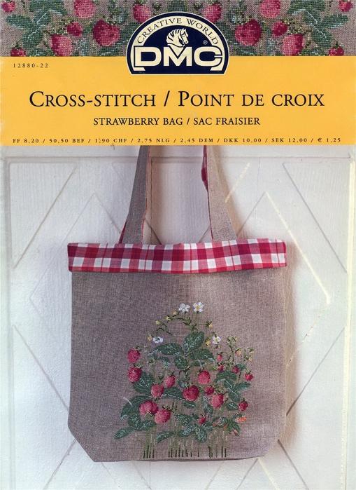 DMC 12880-22 Strawberry Bag (509x700, 313Kb)