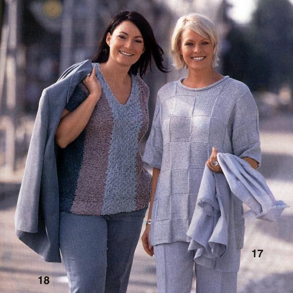 Женская одежда для полных женщин