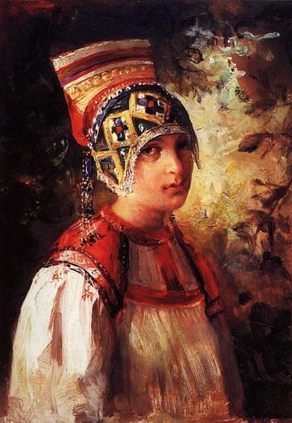 Крестьянка 1897 (414x600, 72Kb)