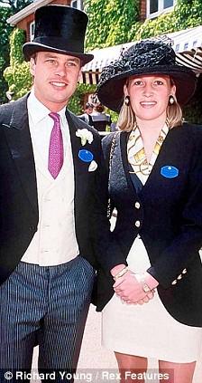4 маркиз МилфордХейвен с женой Сарой (224x423, 44Kb)