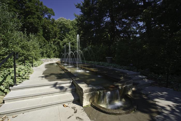 Общественный парк Morris Arboretum, Филадельфия 62484