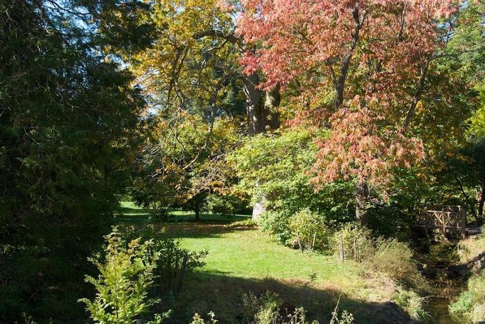 Общественный парк Morris Arboretum, Филадельфия 97485