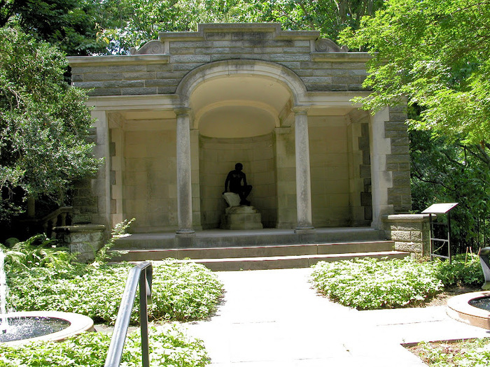 Общественный парк Morris Arboretum, Филадельфия 61650