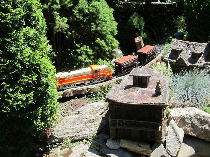 Общественный парк Morris Arboretum, Филадельфия 71758