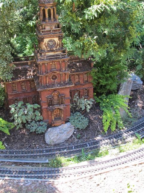 Общественный парк Morris Arboretum, Филадельфия 49392