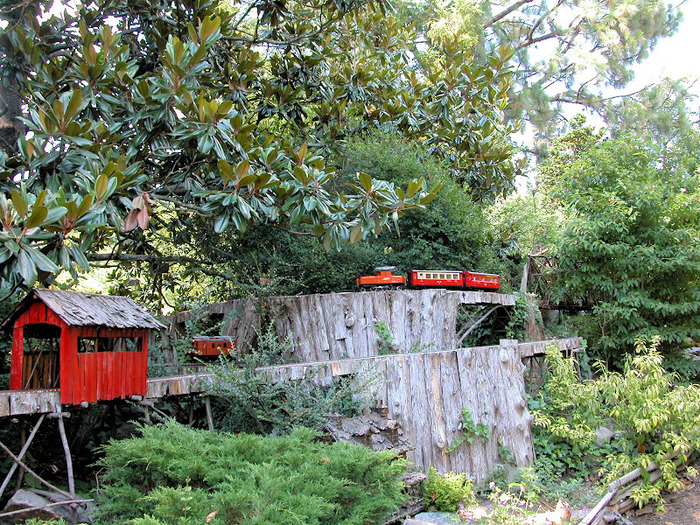 Общественный парк Morris Arboretum, Филадельфия 77365