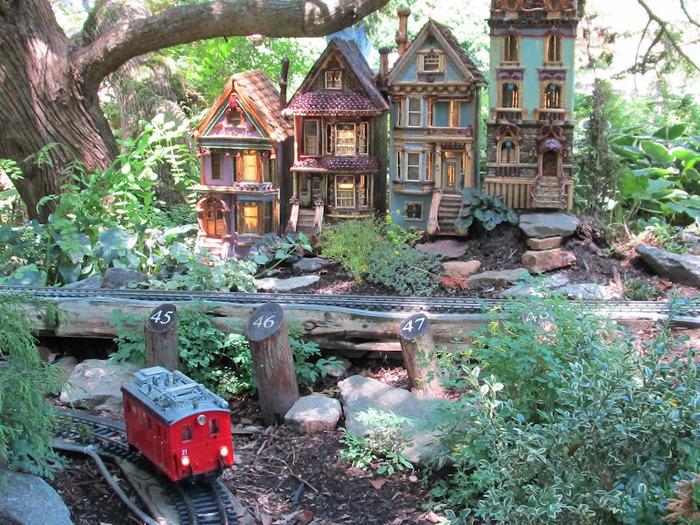 Общественный парк Morris Arboretum, Филадельфия 90241