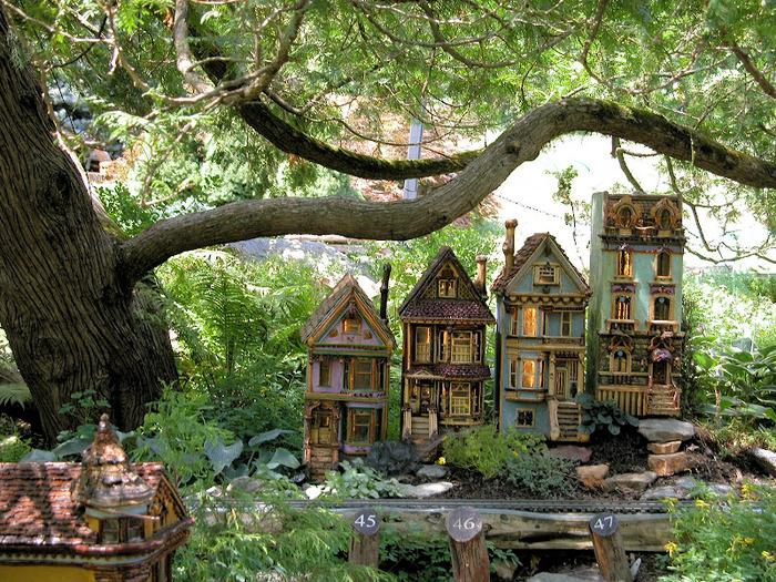 Общественный парк Morris Arboretum, Филадельфия 27687