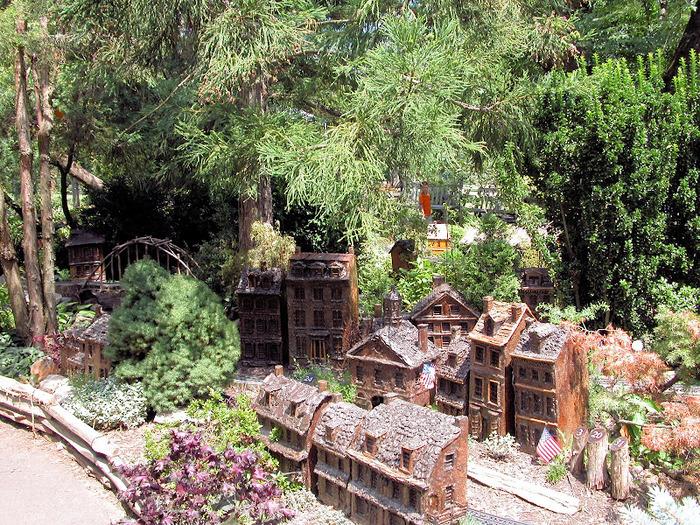 Общественный парк Morris Arboretum, Филадельфия 20386