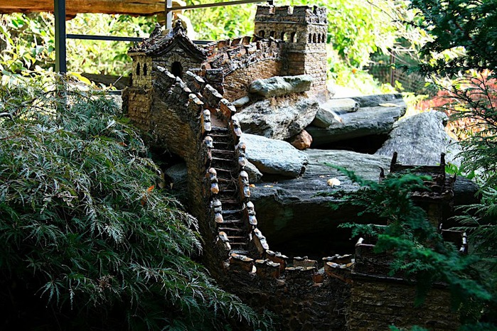 Общественный парк Morris Arboretum, Филадельфия 52345