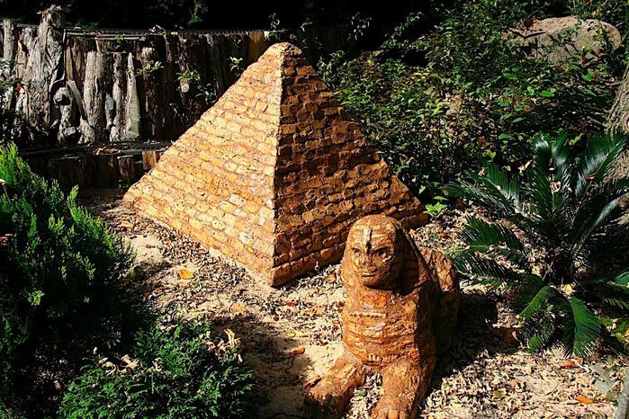 Общественный парк Morris Arboretum, Филадельфия 51300
