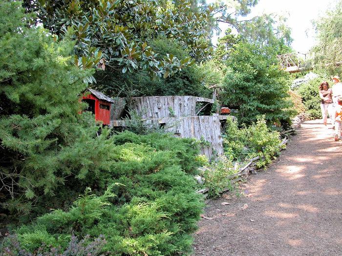 Общественный парк Morris Arboretum, Филадельфия 31308
