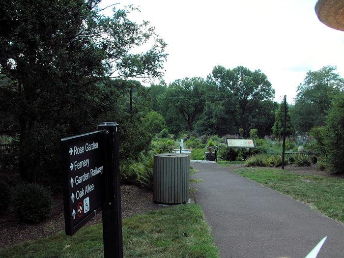 Общественный парк Morris Arboretum, Филадельфия 95600